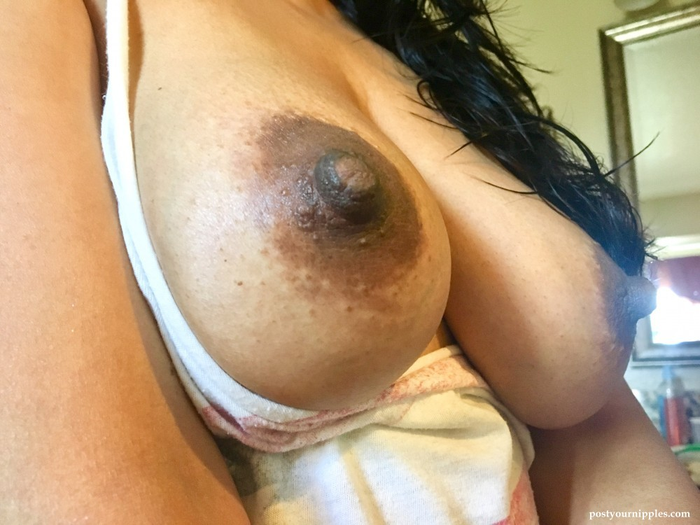 Nipples beautiful dark Category:Topless women